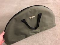 Never used Uline camping/tailgating table Prairieville, 70769