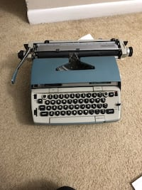 Smith and Corona electric SD typewriter Germantown, 20876
