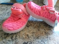 Light up toddler size 5 shoes Omaha