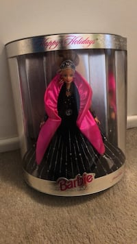 1998 special edition holiday barbie Fairfax, 22031
