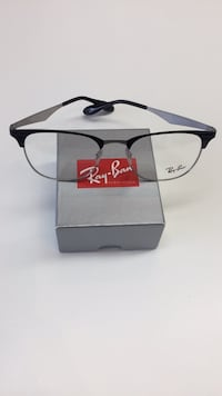 Black framed ray-ban eyeglasses with case Toronto, M1S 1S6