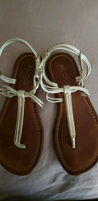 Size 6 sandals  Bakersfield, 93304