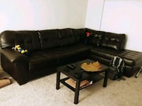 Leather couch Riverview, 33578