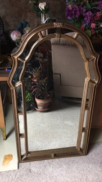 "Mirror,43""long X 24"" wide 23 mi"