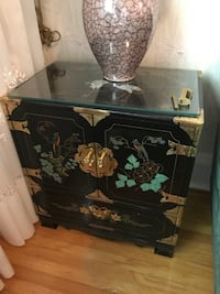 2 Beautiful Side Tables Toronto, M6C 3R5
