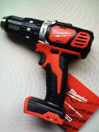 "MIlWAUKEE : New DRILL/ DRIVER M18 1/2"" (13mm) Never Used Before Only Tool Not Battery Los Angeles, 91324"