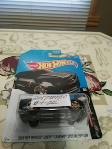 2013 Hot Wheels Hot Wheel Chevy Camaro