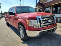 2009 FORD F150 SUPERCREW Oklahoma City