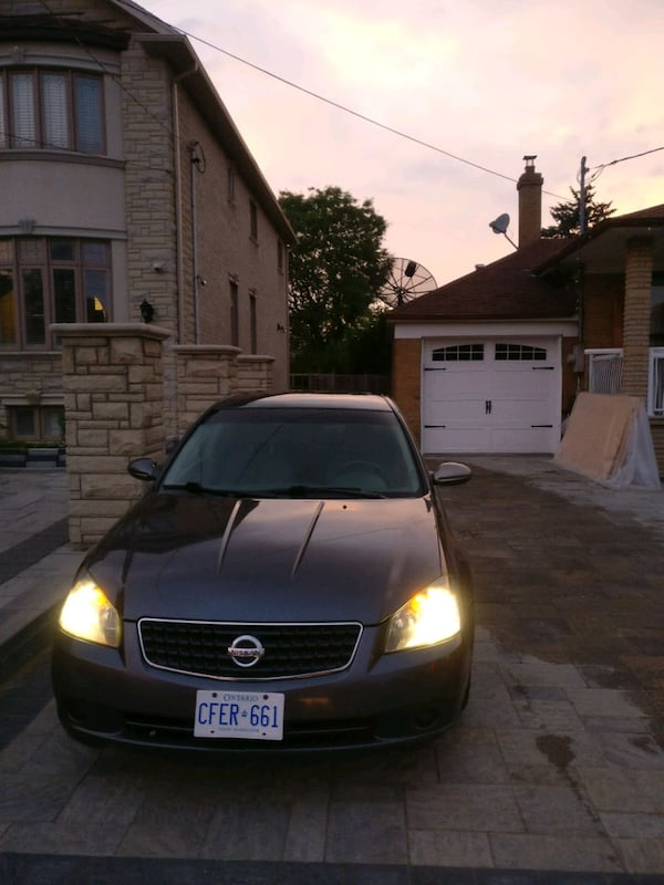 Nissan - Altima - 2006 LOW KM 5