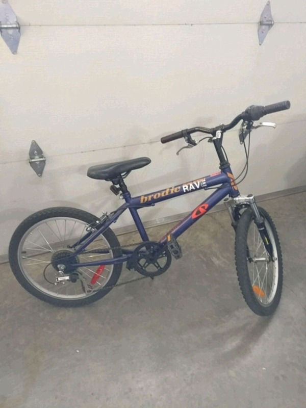 "20"" youth 6 speed bike"