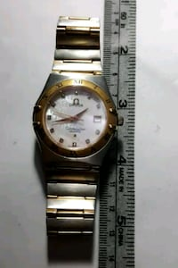 New Omega Quartz Mens Watch AAA Toronto, M4C 1M7