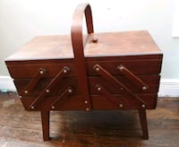 Acordeon Sewing Box Amherstburg, N9V 1L5