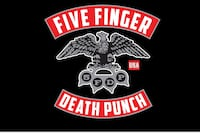 Five Finger Death Punch Official 7th CD & Gear  Edmonton, T6H