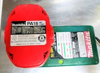Makita battery charger with 18v battery San Diego, 92123