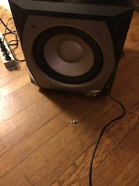 Infinity Il 100 powered subwoofer Washington, 20012