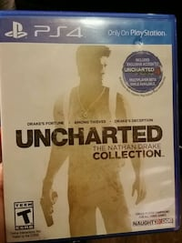 Uncharted the Nathan Drake collection  Knoxville, 37917