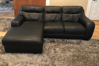 Leather Sectional  Tampa