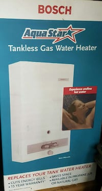 Tankless Water Heater Milford, 03055