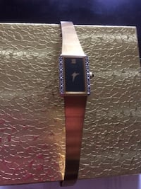 Ladies' SEIKO watch with 10 genuine diamonds EDMONTON