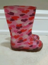 Made in Canada Rain Boots, Toddler 7 East Gwillimbury, L0G 1V0