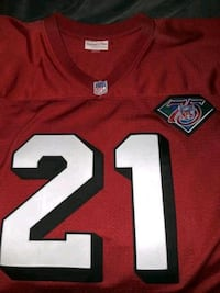 Mitchell & Ness San Francisco Deion Sanders Jersey Houston, 77015