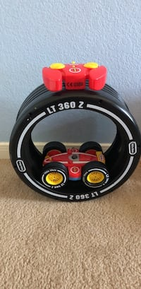 Little tikes remote control car toy