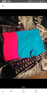 $1$ Candy Couture Stretchy Shorts X2 (Size Small) Ajax, L1S 1T7