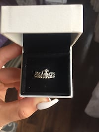 Pandora ring : My princess  Vaughan, L4L 8S8