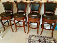 4 Swival bar stools Woodbridge, 22191