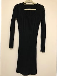 Knitted Black dress size M Calgary, T3H 4W7