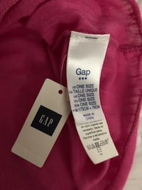 Scarf.  Brand new pink scarf from the GAp. Includes free delivery.