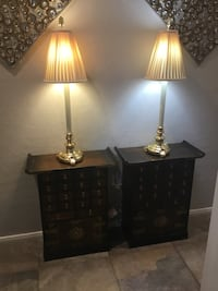 Antique Chinese chest of drawers