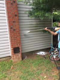 Handyman: specializing in curb appeal. Pressure washing and painting very responsible prices Mechanicsville, 23111
