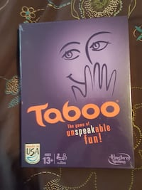 taboo the game of unspeakable fun book
