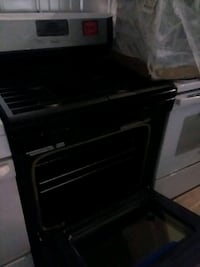 Whirlpool stainless steel stove gas brand new scra Baltimore, 21223
