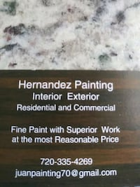 Exterior painting Westminster