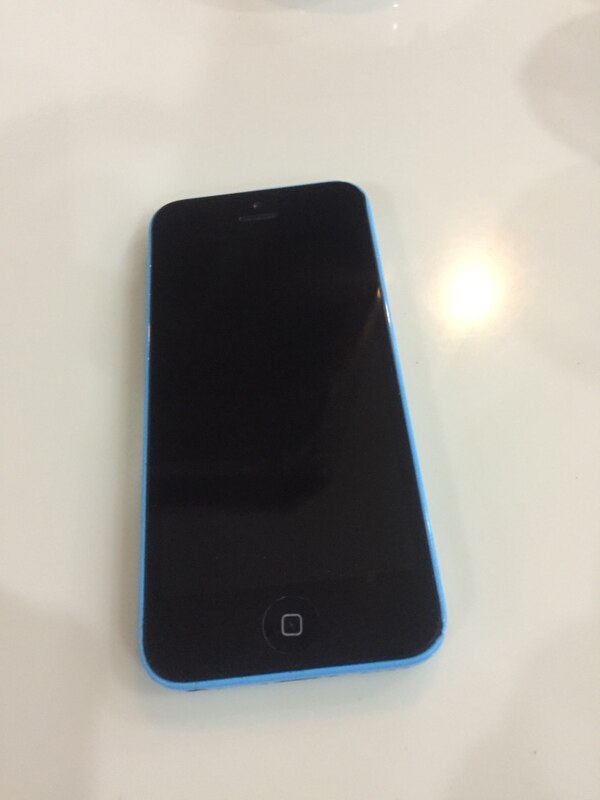mavi iPhone 5c