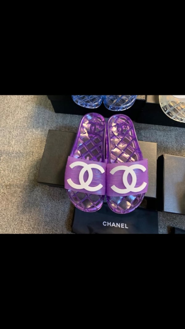 Chanel slippers  1