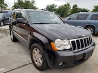 2008 Jeep Grand Cherokee RWD 4dr Limited Houston, 77063
