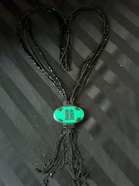 Vintage Chico's Beaded Tassel Necklace  Vancouver, 98684
