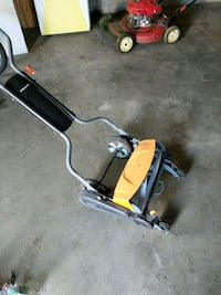 yellow and black reel mower Columbus, 43229