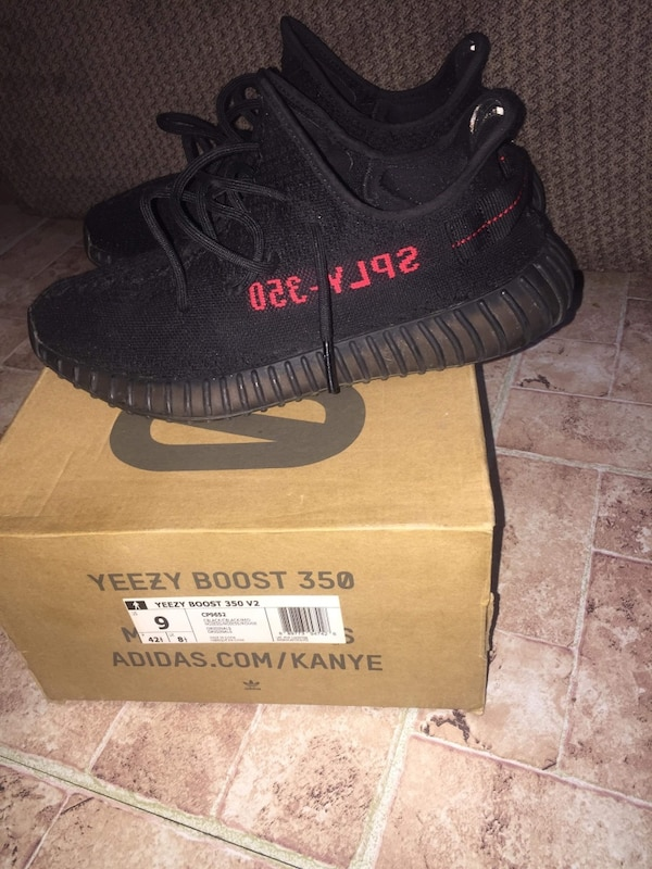 1a1f4ce55fa26 Used Bred toe yeezy 350 for sale in New York - letgo