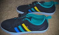 Men's Size 8 Adidas AR-D1 Canvas Sneakers