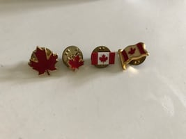 Proudly Canadian Lapel Pins