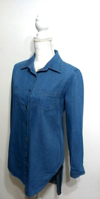 Unworn - Denim Tunic Dress