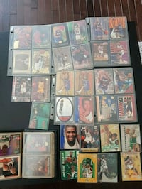 Vintage nba basketball cards. Sherwood Park, T8H 0N9