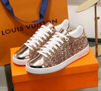 Louis Vuitton ladies sneakers Chicago