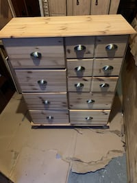 NICE MODERN DRESSER - GOOD CONDITION- FREE DELIVERY AVAILABLE