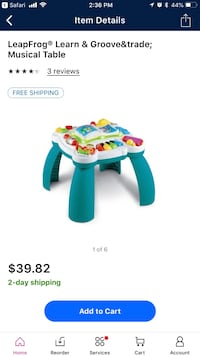 Activity table  Bowie, 20721