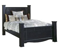 Queen Size Bed Frame Gainesville, 30501